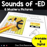 Sounds of ED mystery pictures