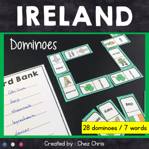 Dominoes Ireland