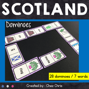 Dominoes Scotland