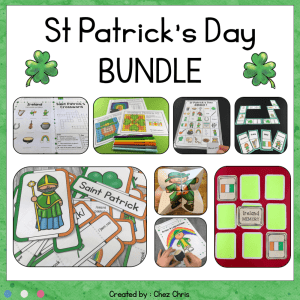 Saint Patrick's Day Resources – BUNDLE