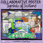Symbols of Scotland - Collaborative Poster