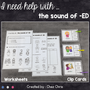 I need help with … the Sounds of ED