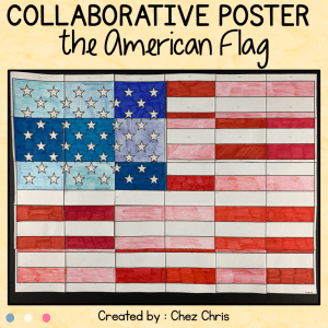 the American Flag – a Free Collaborative Poster