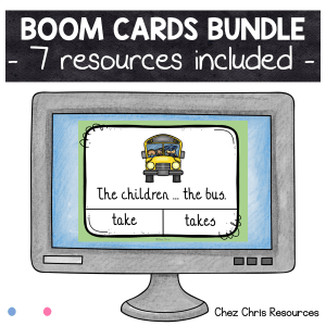 BOOM Cards BUNDLE