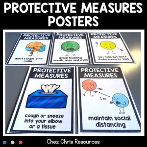 Posters : Protective Measures
