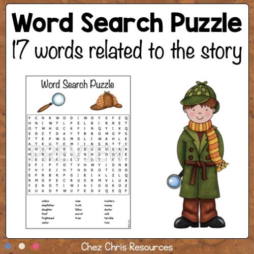 vignette 3 de la ressource étude de texte Sherlock Holmes, the Speckled Band
