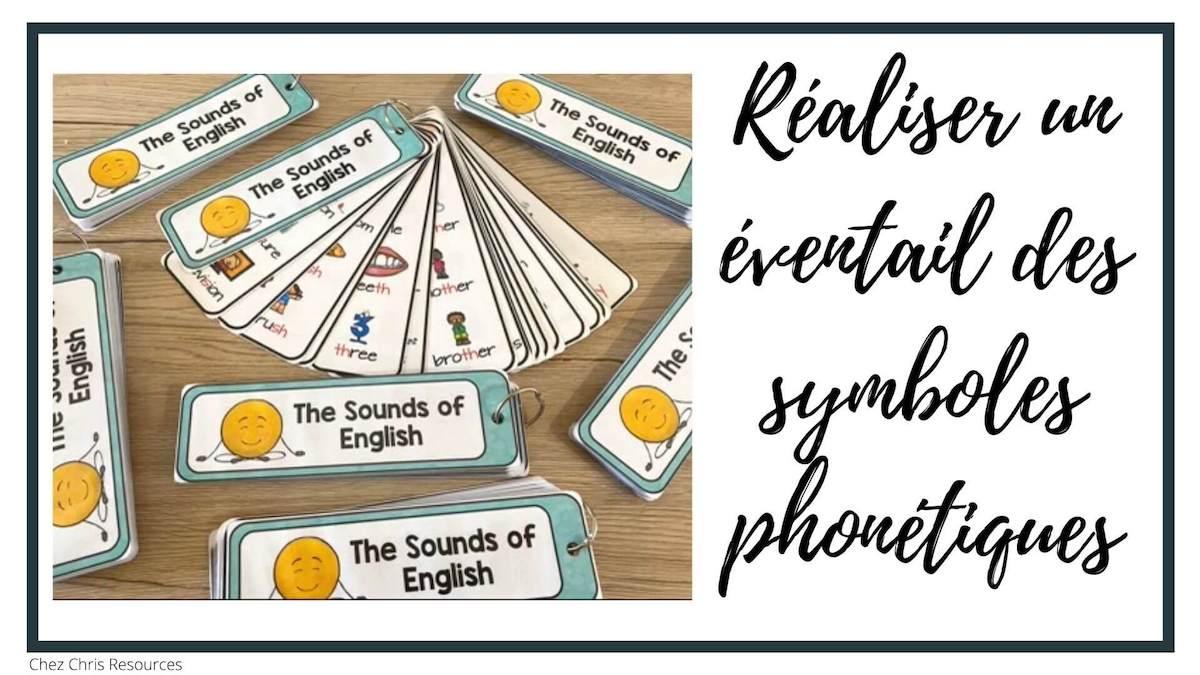 conseils pour réaliser un phonetic keyring