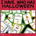 couverture du jeu j'ai qui a sur Halloween