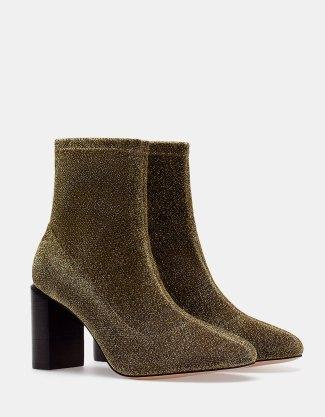 Boots via Stradivarius.com