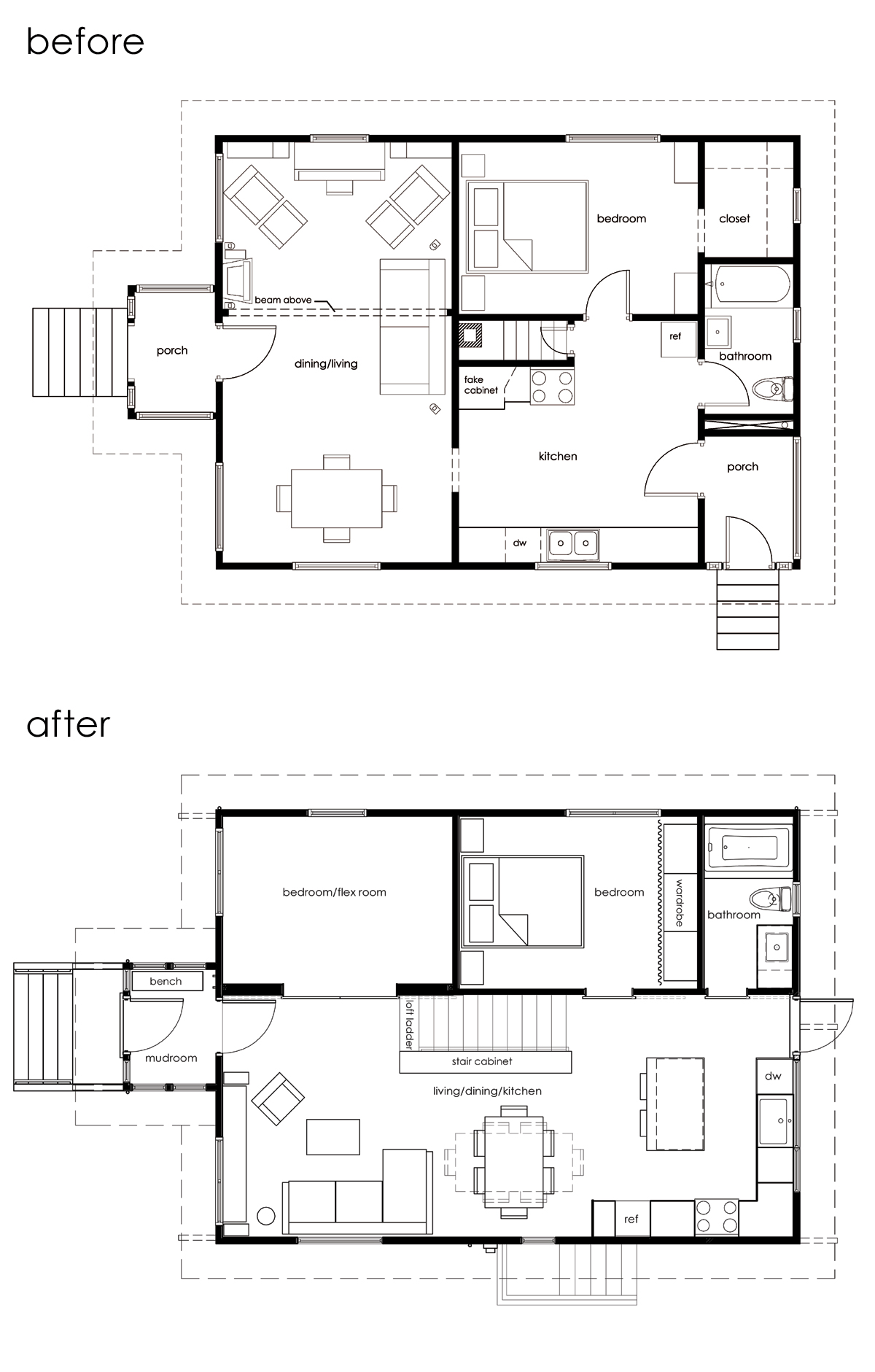 Floor Plans : CHEZERBEY