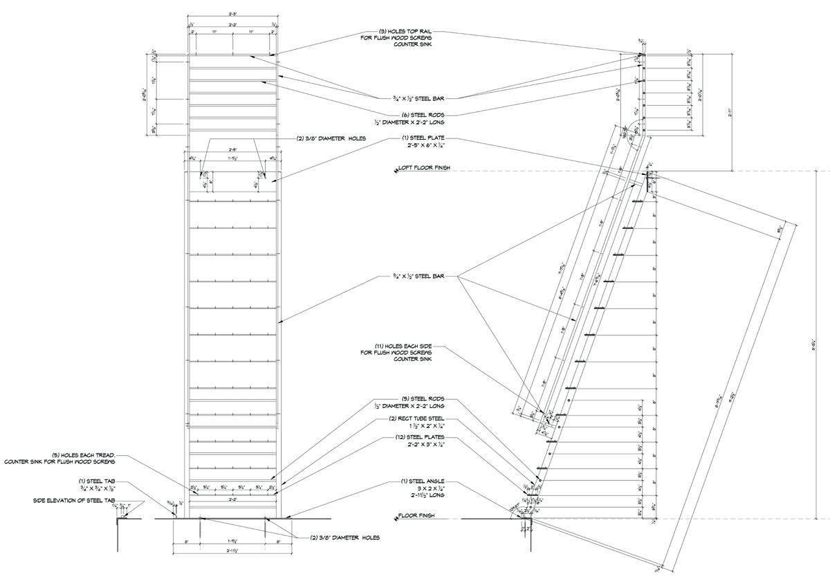 The Loft Ladder Process Chezerbey