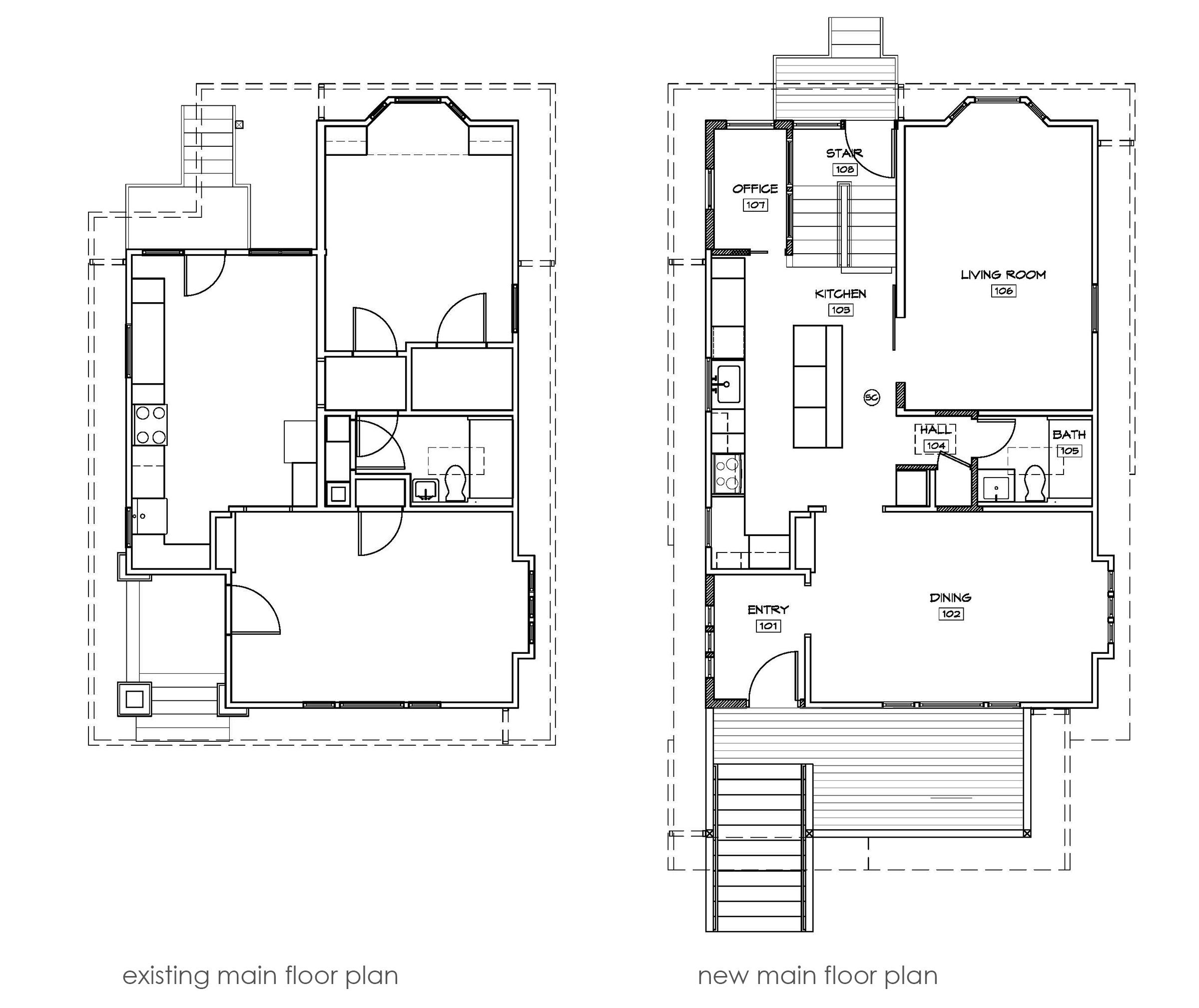 studio zerbey / seattle house lift : CHEZERBEY