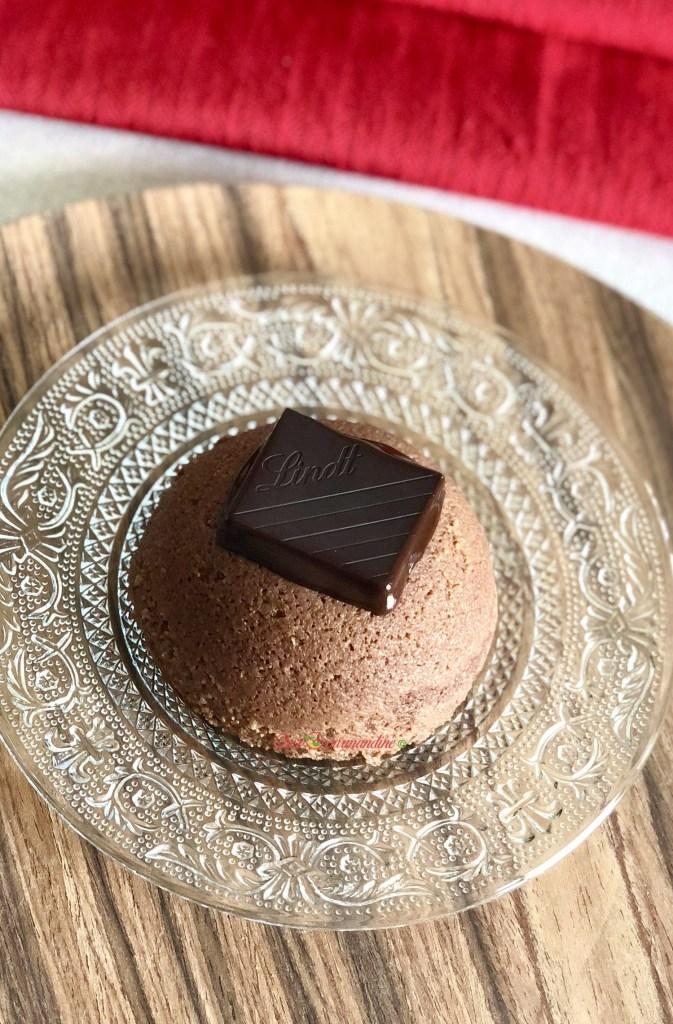 Bowlcake chocolat sans banane