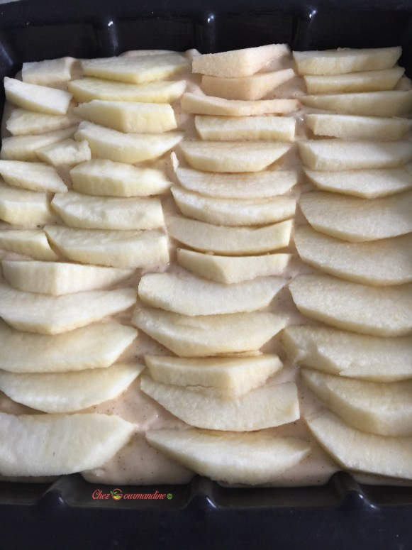 carre pommes
