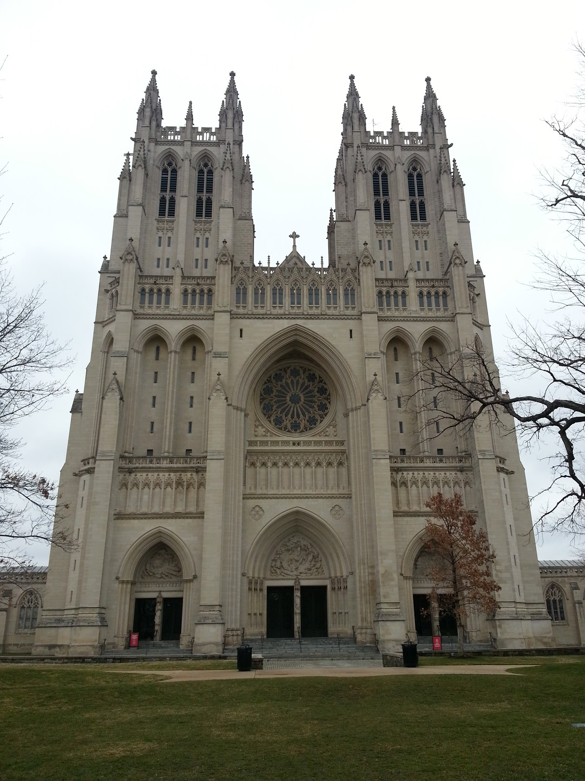 Tour And Tea At The Washington National Cathedral Dc