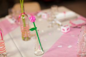 mariage lego fleur