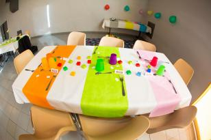 mariage lego table des enfants
