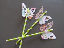 paille papillon 2
