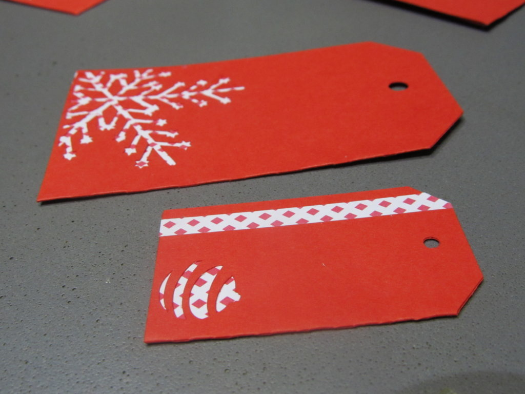 étiquettes cadeaux Noël boule