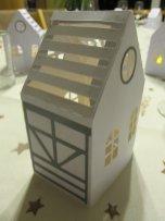 maisonnette illuminée table de noel (4)