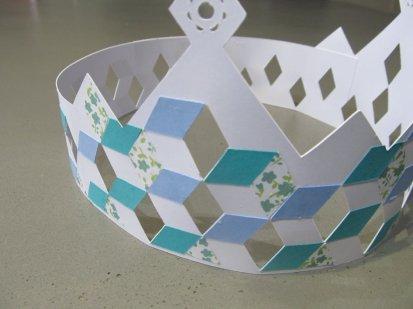 couronne des rois géométrique (2)