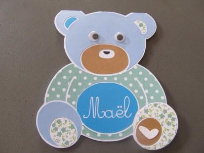 carte naissance garçon ourson (2)