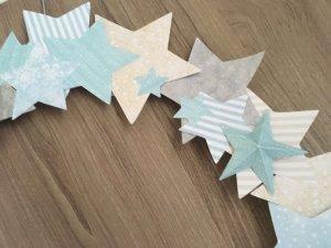 couronne étoile relief