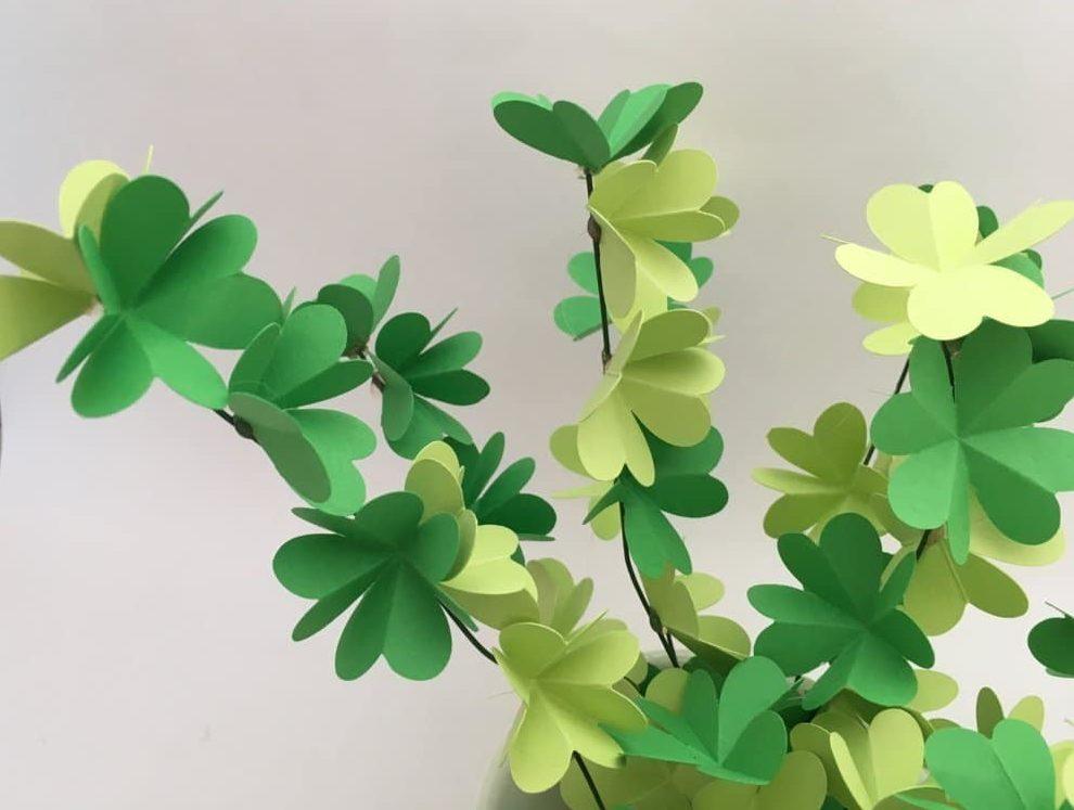 plante verte en papier (4)