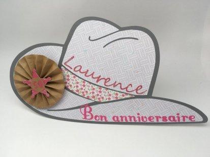 anniversaire chapeau de cowboy (3)