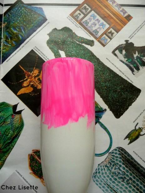 DIY vase - Chez Lisette