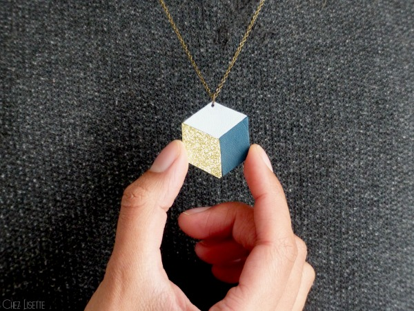 chez lisette diy pendentif cube porté2