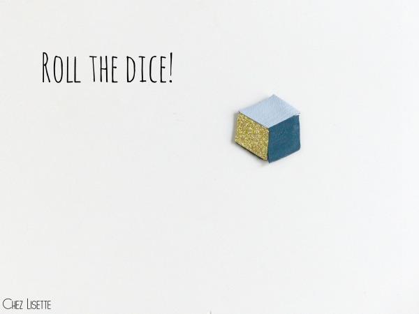 chez lisette diy pendentif cube collé