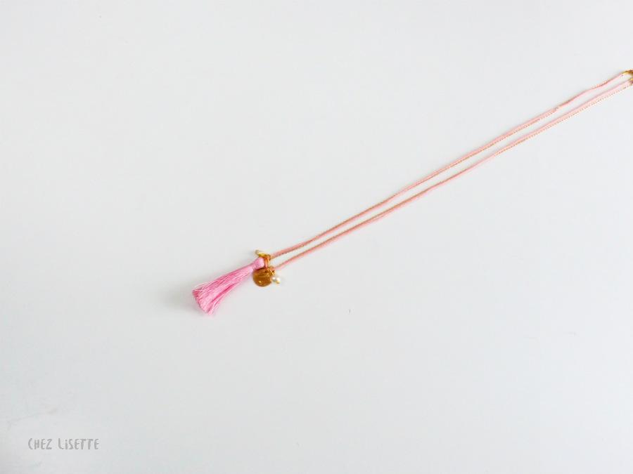 chez lisette cadeaux de noël homemade 2015 collier1