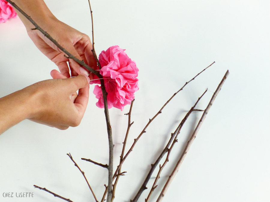 chez lisette diy bouquet hivernal 11
