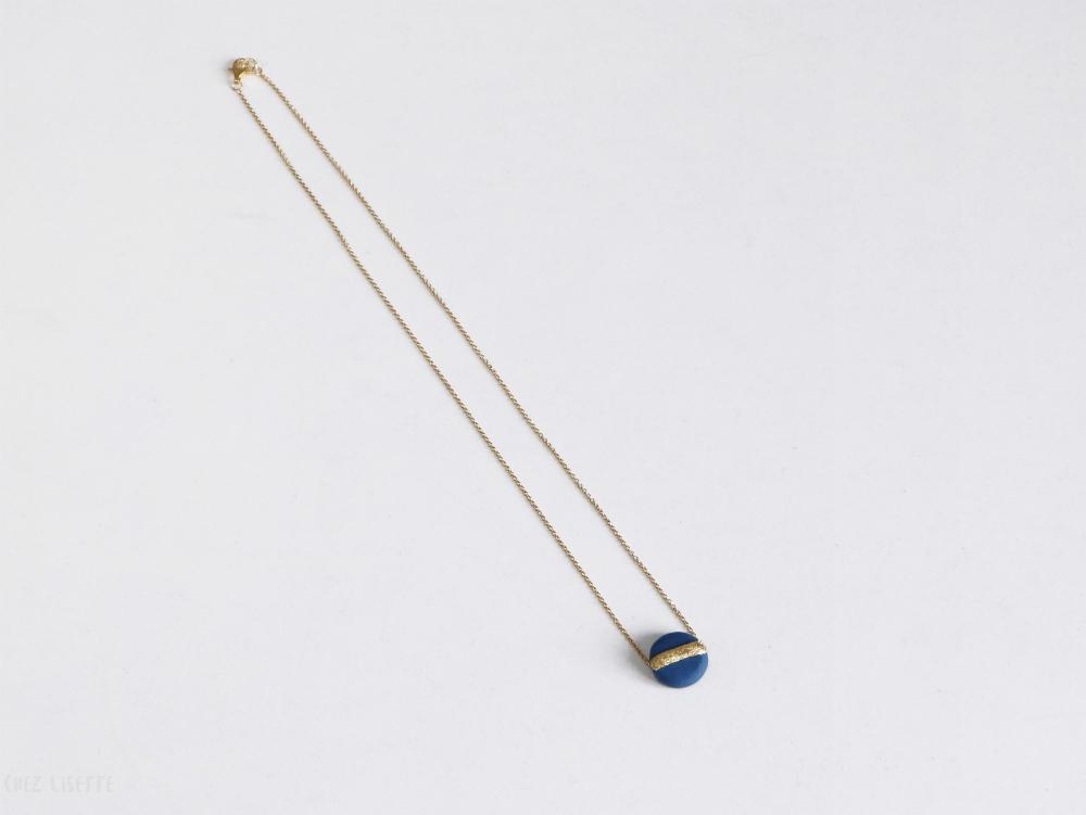 chez-lisette-diy collier géométrique -doré-13