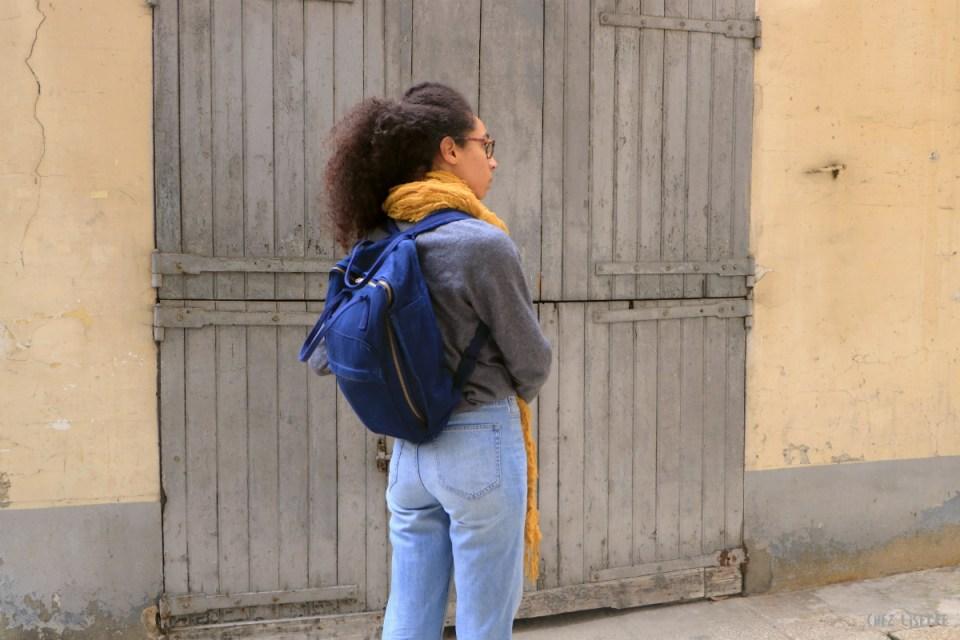 Chez Lisette sac à dos scandinave 8
