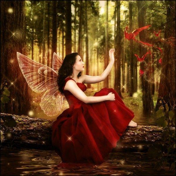 Rouge ... Belle image