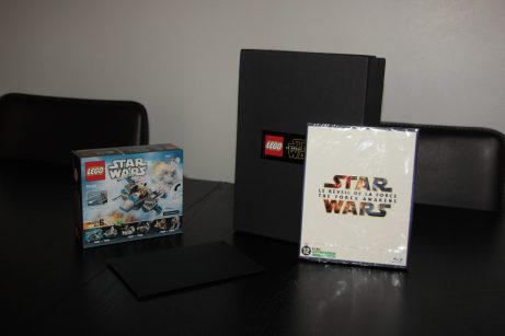Buzz kit lego star wars