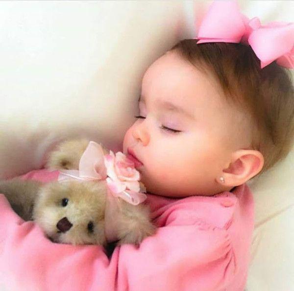 Cute Baby Gud Morning Wallpaper Images Du Net