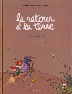 tome 4, - Larcenet - Ferri © Dargaud - 2006