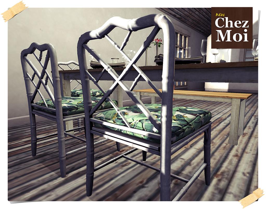 Tropical Chair detalhe CHEZ MOI