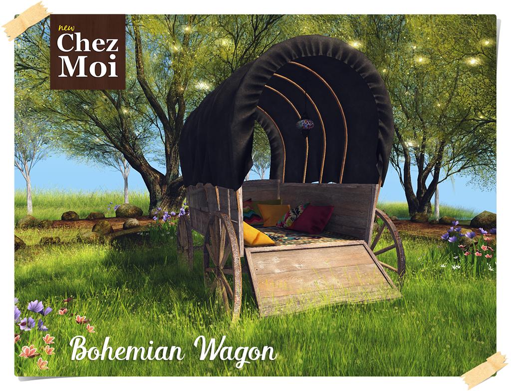 Bohemian Caravan Pic CHEZ MOI