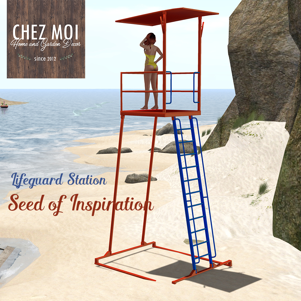 Seed of Inspiration CHEZ MOI