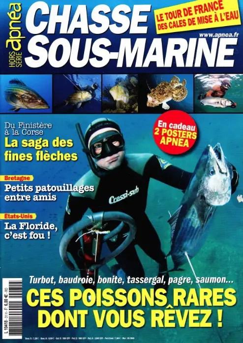 Apnea le magazine de l'apnee et de chasse sous marine