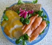 omega3 en salade