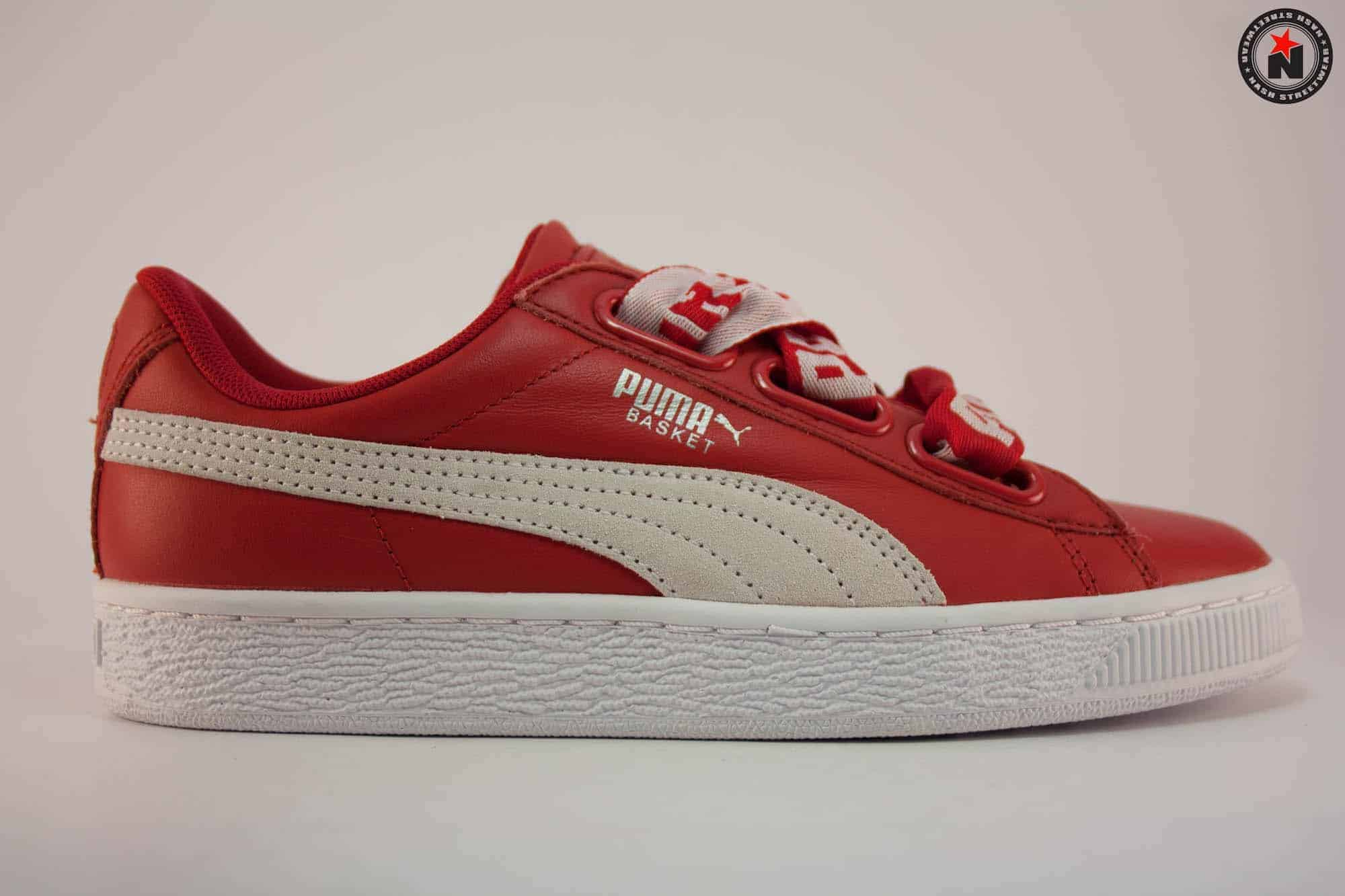 sports shoes 5ad2d 1b70a Puma BASKET HEART DE - Chez Nash