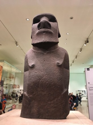 Lost or Forgotten Friend, Easter Island