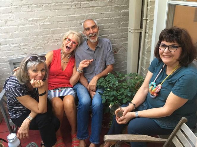 Chez Nous Dinners, Daria Souvorova, Memorial Day Cookout