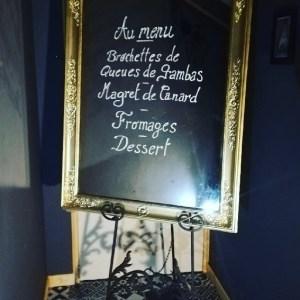 Miroir baroque doré location Tours 37 indre et loire