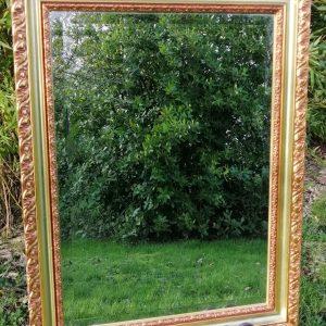 Miroir Doré rouge Location Tours 37 indre et loire